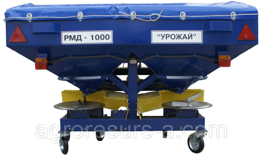Разбрасыватель минеральных удобрений РМД-1000,Ореховсельмаш