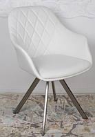 Кресло поворотное Almeria (Алмерия), белый