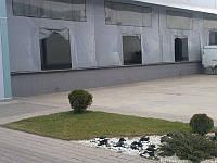 Шторы для боксов из водо- морозостойкой ткани ПВХ (Бельгия)- 650 г/м2