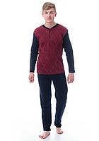 Хлопковая мужская пижама Турция
