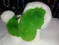 Зелёные собачки, брелки, опт. Брелки для сумок и ключей 61