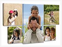 Печать фото на холсте 70х70см - 810грн