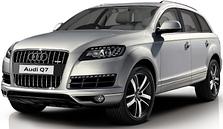 Кенгурятники на Audi Q7 (2006-2015)