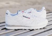 "Оригинальные кроссовки Reebok Classic Leather ""White"" (Код: 2214)"