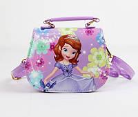 Детские сумочки для маленьких модниц София, фиолетовая