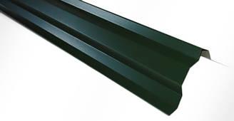 Торцевая планка Акваизол ПТ-1 (зеленая)