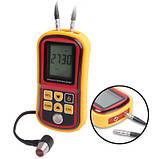 Ультразвуковой толщиномер Benetech GM100 ( 1,2-225 мм ) ( диапазон скорости звука от 1000 до 9999 м/с ) 5 МГц, фото 2