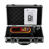 Ультразвуковой толщиномер Benetech GM100 ( 1,2-225 мм ) ( диапазон скорости звука от 1000 до 9999 м/с ) 5 МГц, фото 8