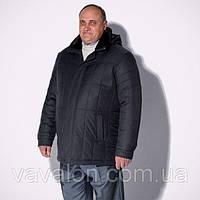 Куртка мужская зимняя, размеры 62-66, ТМ VAVALON, арт. 165 Б зима
