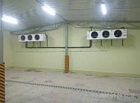 Холодильное оборудование для камер хранения.