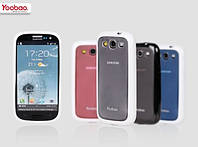 Чехол для Samsung Galaxy S3 i9300 - Yoobao 2 in 1 Protect case