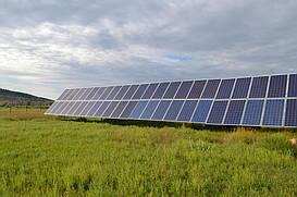 Сетевая солнечная электростанция мощностью 22,32 кВт