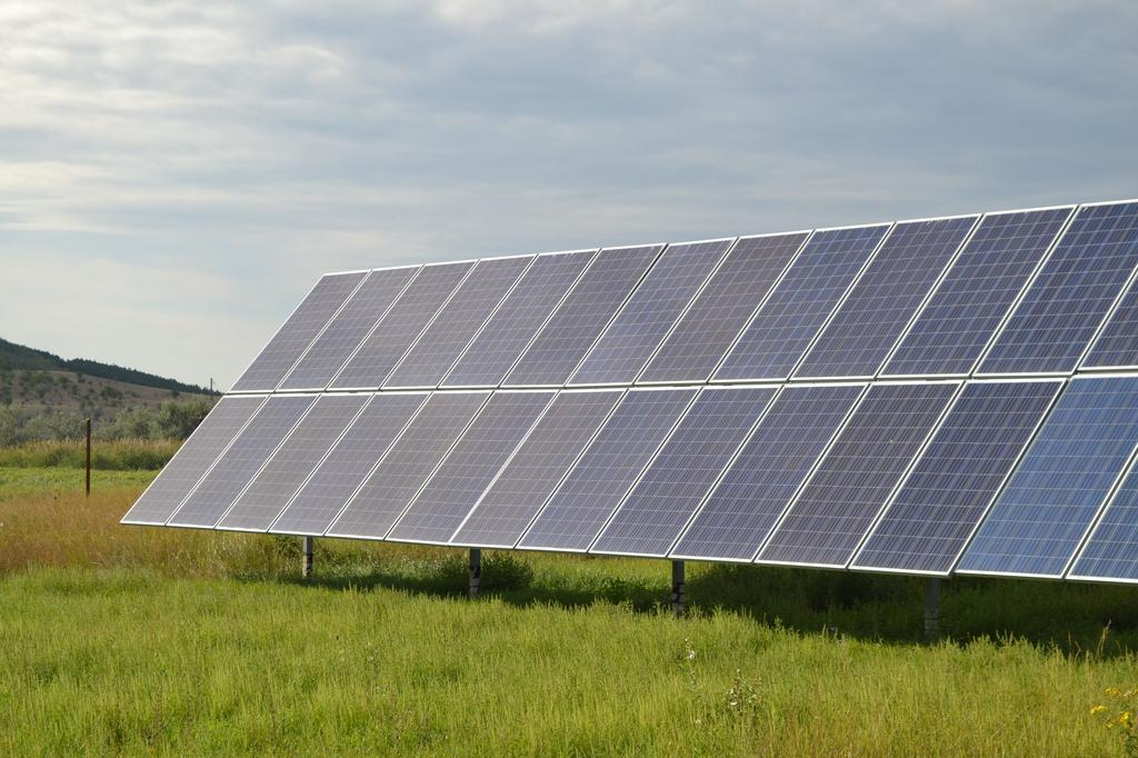 Сетевая солнечная электростанция 22.32 кВт с. Казачий Яр Одесская область