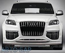 Кенгурятник на Audi Q7 (2005-2015) Ауди кью 7