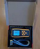 Цифровой дифференциальный манометр BENETECH GM520 (0.01/35 кПа) USB интерфейс, максимальное давление до 150 кП, фото 6