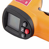 Пирометр Benetech GM300E ( -50~420℃) DS:12:1; EMS:0,1-1,0, фото 6