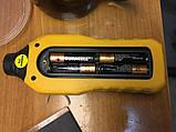 Бесконтактный фото-тахометр HYELEC MS6208B (50 - 250 мм) 50-99999 RPM, память 100 групп, фото 5