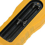 Бесконтактный фото-тахометр HYELEC MS6208B (50 - 250 мм) 50-99999 RPM, память 100 групп, фото 8
