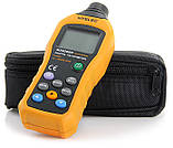 Бесконтактный фото-тахометр HYELEC MS6208B (50 - 250 мм) 50-99999 RPM, память 100 групп, фото 9
