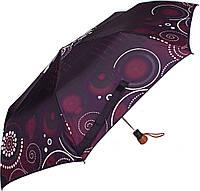 Стильный зонт для женщин полуавтомат антиветерAIRTON (АЭРТОН) Z3635-32, фиолетовый