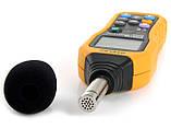 Шумомер Hyelec MS6708 (MT-4618) ( 30-130 dB )± 1.5 dB с защитой от влаги и пыли, фото 4