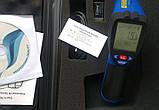 Пирометр FLUS IR-865U (-50…+1850 ºC; EMS 0,1-1,0) ПО, Кейс (50:1), фото 4