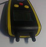 Влагомер дерева и строй материалов HT-610 ( DT-61 ) (дерево: 6-48%; строй материалы 0,1-11%) с термометром, фото 4