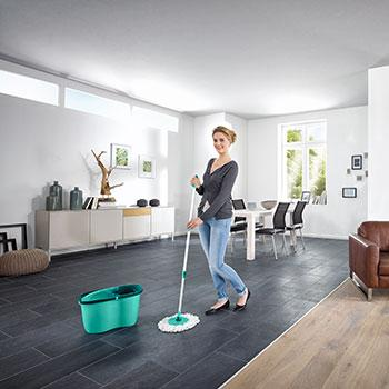 Набор для уборки Leifheit Clean Twist Mop Active
