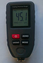 Профессиональный толщиномер лакокрасочных покрытий GX-PRO CT-03 Fe/NFe (0-1300 мкм)