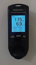 Толщиномер лакокрасочных покрытий CM8802FN+ Fe/NFe (Диапазон: 0 – 1250 um; Погрешность: ±3%)