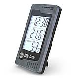 Цифровой термо-гигрометр Trotec BZ05 (термометр: -10 °C~+50 °C; гигрометр: 10%-99%), часы, дата, фото 2