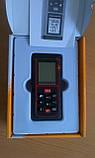 Профессиональный Лазерный Дальномер HAMMER DSL 60 (SR60WE) (0.02 м до 60.0м) С из-м V,S и по Пифагору., фото 4