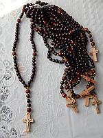 Деревянные четки православные