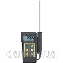Термометр VOLTCRAFT DT-300 (от -50 до +300 °C) со щупом. Германия