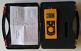 Влагомер для мяса DM300R (0-85%) с 9 режимами для разных сортов мяса, фото 8