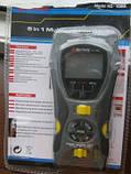 Мультифункционалный прибор KC109A - 5 в 1: дальномер, детектор металла, проводки под напряжением, t°C, уровень, фото 3