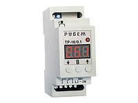 Терморегулятор РУБЕЖ ТР-16.01