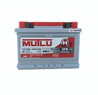 Аккумулятор MUTLU SFB 60Ah R+ 510A