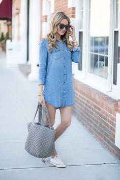 5 модных look'ов осени: с чем носить кеды