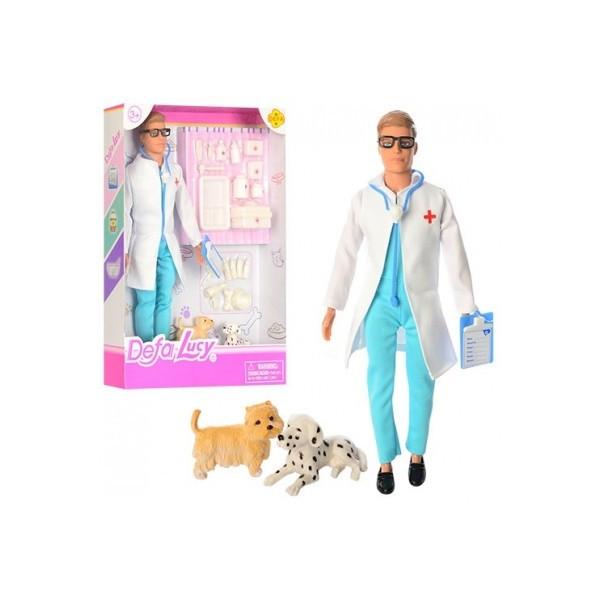 Кукла DEFA доктор 8346