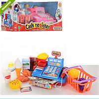 ca5d9f5e5b64 Детский обучающий набор Кассовый аппарат 5510-11, игрушечный музыкальный  кассовый аппарат 5510