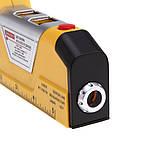 Лазерный уровень EASY FIX Laser Level Pro PR0 3 со встроенной рулеткой, фото 5