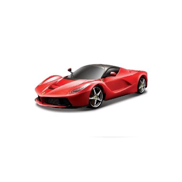 Автомодель - LAFERRARI (ассорти красный, белый, 1:24) 18-26001