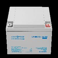 Аккумуляторная батарея LogicPower LP-MG 12V 26AH