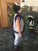 Для подростка  Карнавальный новогодний костюм Волк  рост 150-160 см