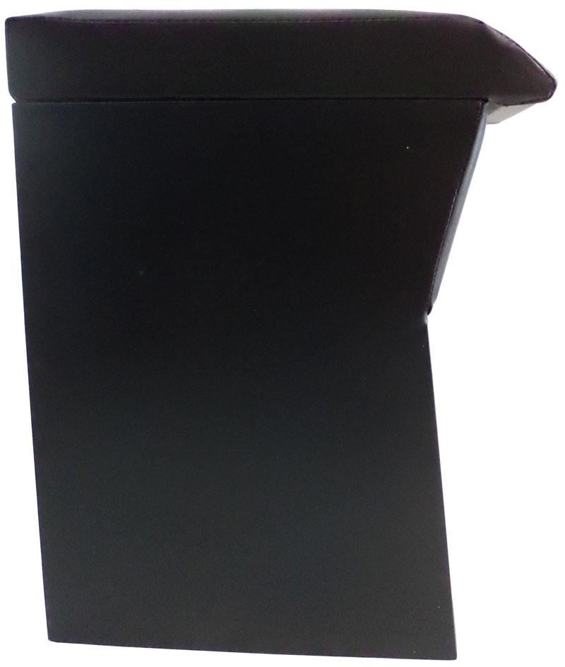 Подлокотник Lada (Лада) ВАЗ 2113, 2114, 2115 черный без вышивки