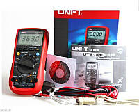 Цифровой мультиметр UNI-T UT61C с термопарой (-20...+1000 С), ПО