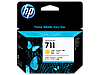 Картридж HP DJ No.711 DesignJet 120/520 Yellow 3-Pack (CZ136A)