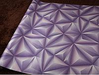 Эксклюзивные 3D обои метровые, теснённый винил