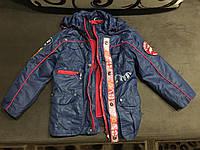 Детская курточка ветровка с подкладкой Libellule 2в1 б/у